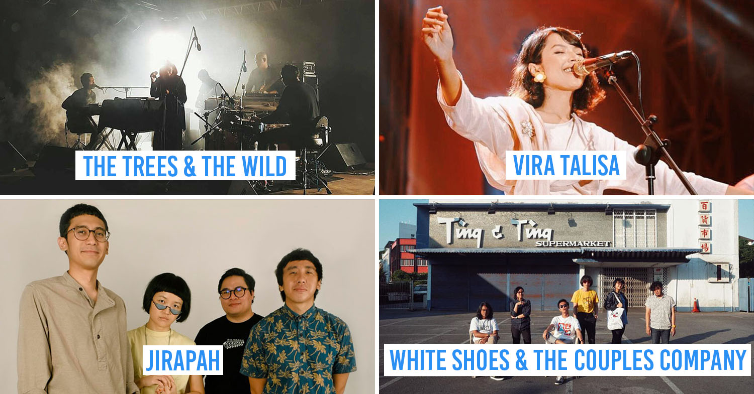 indie musicians and bands from indonesia