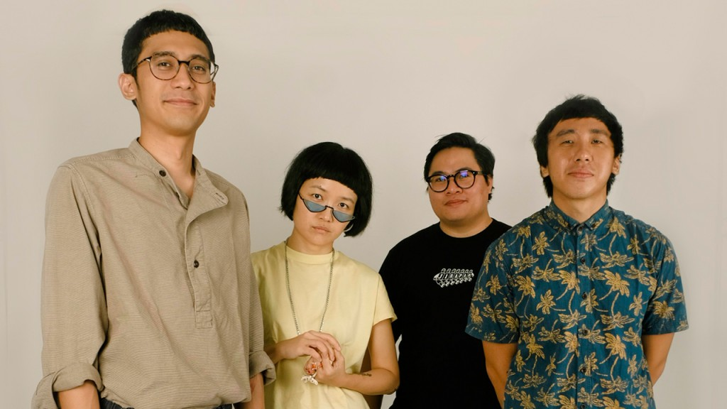 jirapah indie band from indonesia