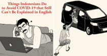 "Indonesian Comic Strip Depicts Funny Self-Quarantine Scenarios So Local They ""Can't Be Explained In English"""