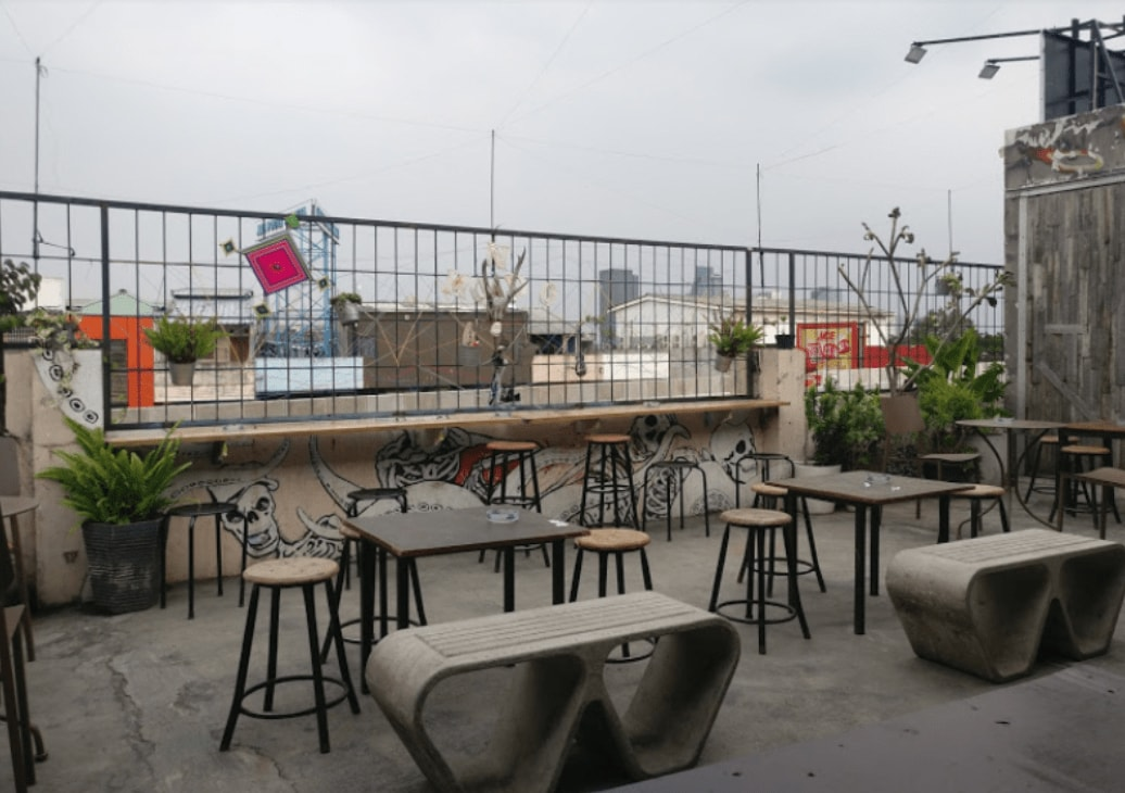Haro by the rooftop jakarta 1