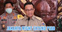 Jakarta Governor Anies Baswedan Hints That The Extension Of PSBB Is Highly Likely