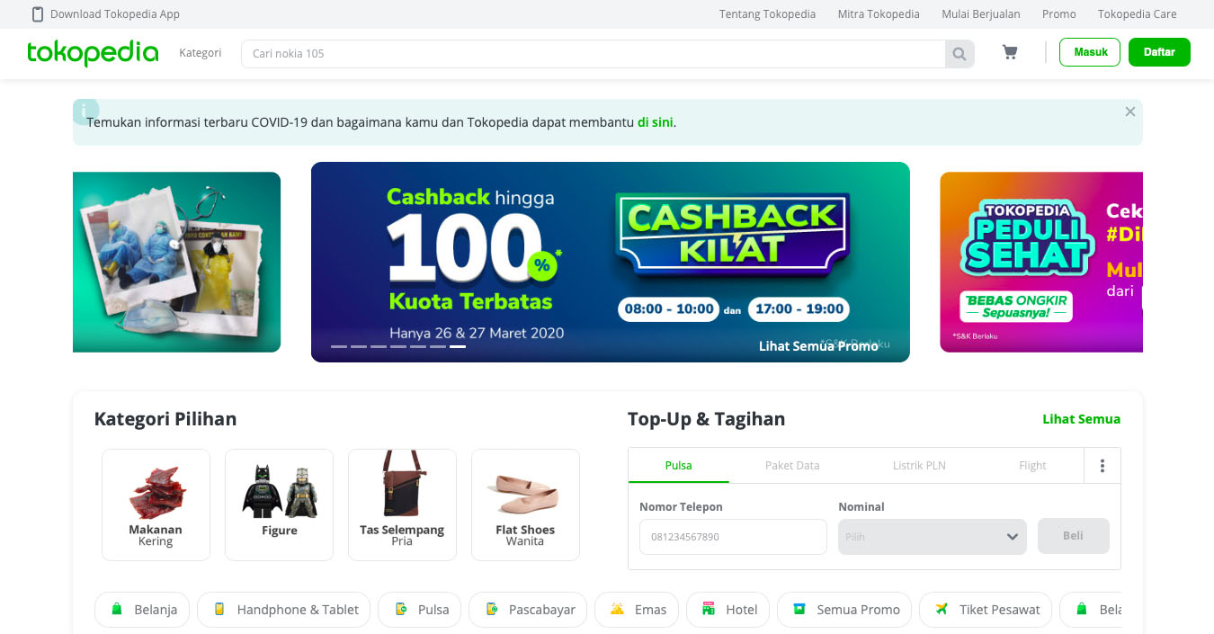 16 indonesian online shopping websites to get what you need 16 indonesian online shopping websites
