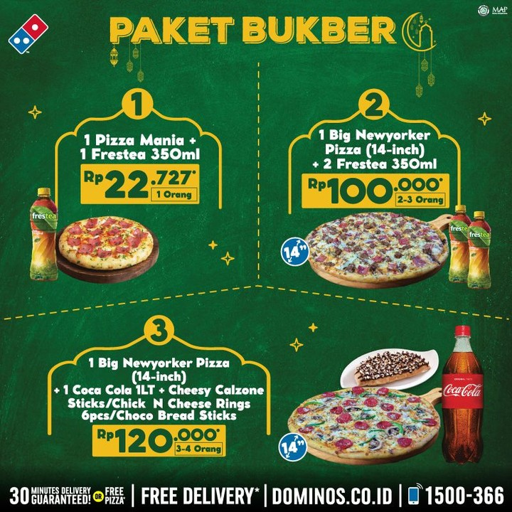 20 Ramadan Fast Food Iftar Meals In Indonesia To Order Online