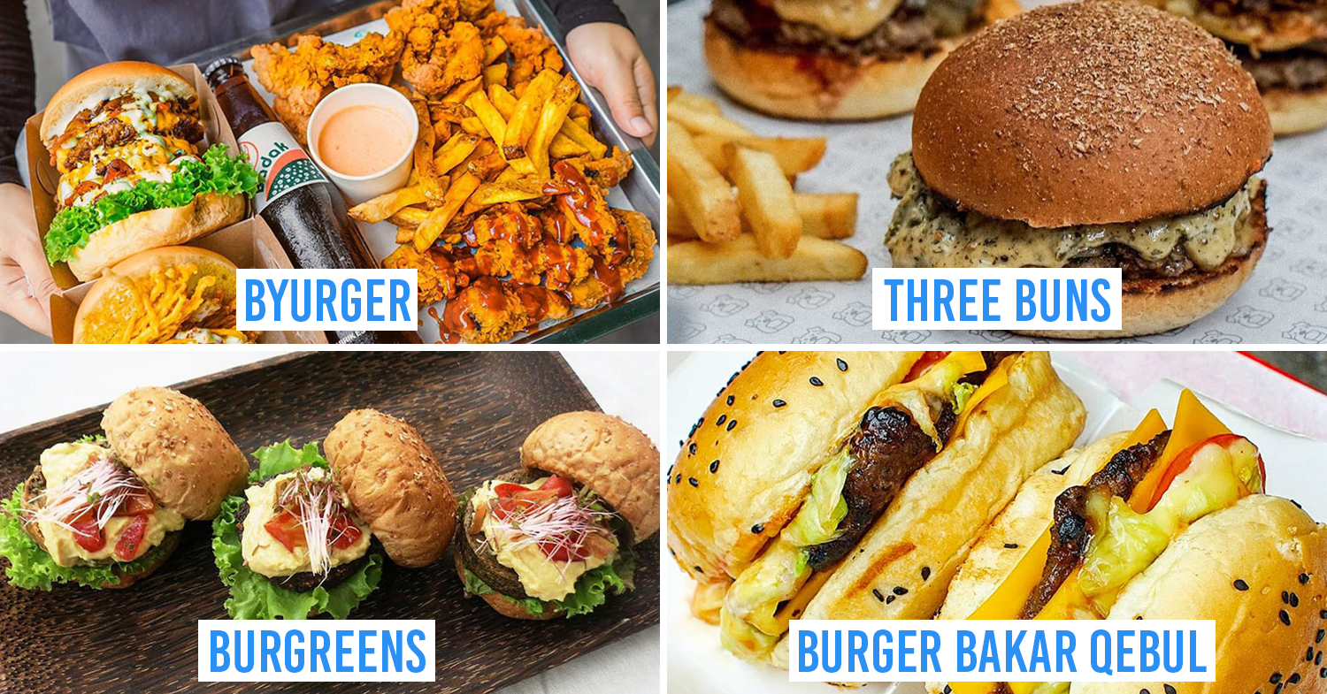 8 burger joints in jakarta