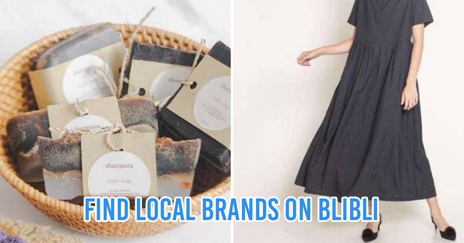 Blibli supports local brands