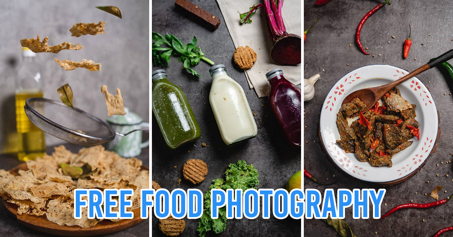 South-Tangerang based food photographer offers free services