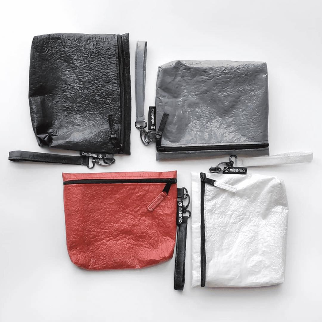 Upcycled Pouches