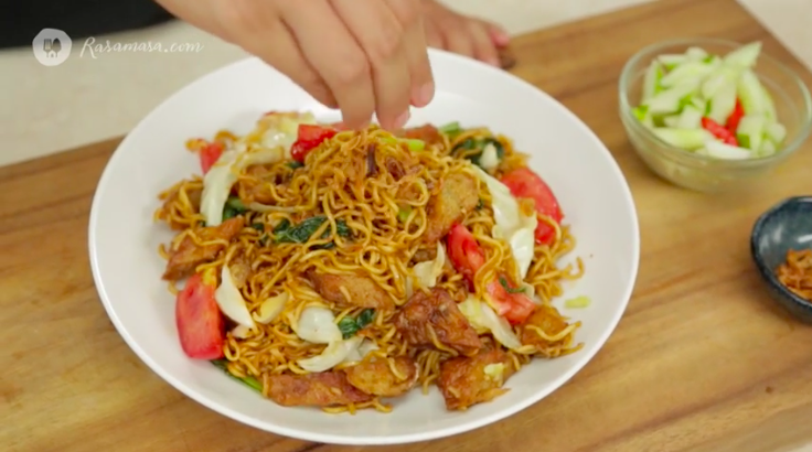 Indonesian Youtube cooking channels - Rasamasa
