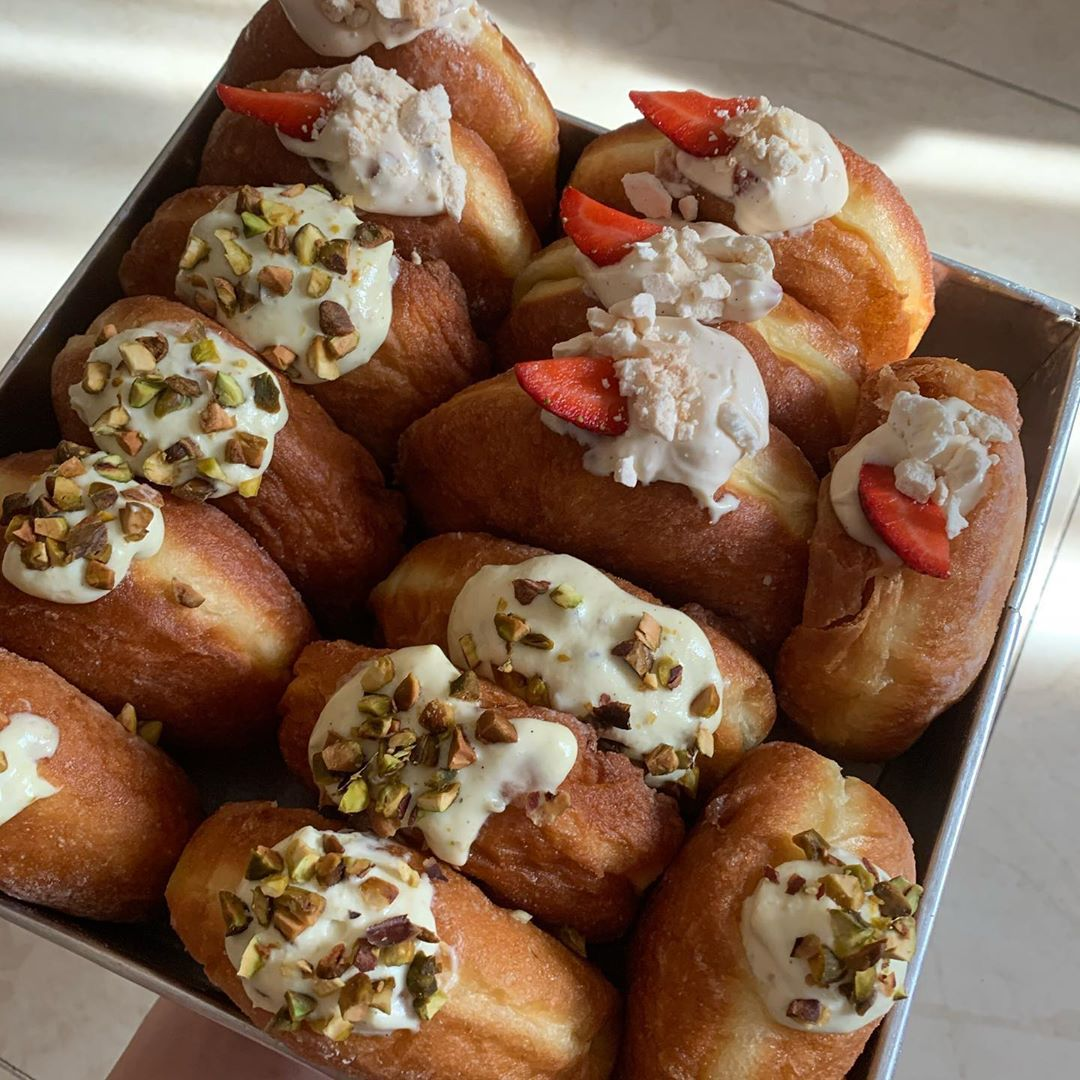 Jakarta home bakeries - Knotted Dough Bakery 2