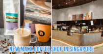 Indonesian Chain Cafe Maxx Coffee Opens New Outlet In Singapore's Jem Mall
