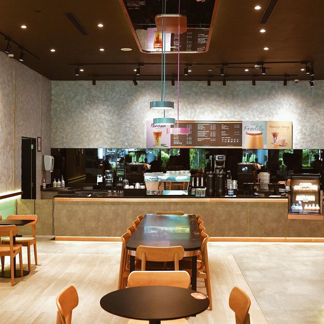 Maxx Coffee in Singapore - Jurong East Mall