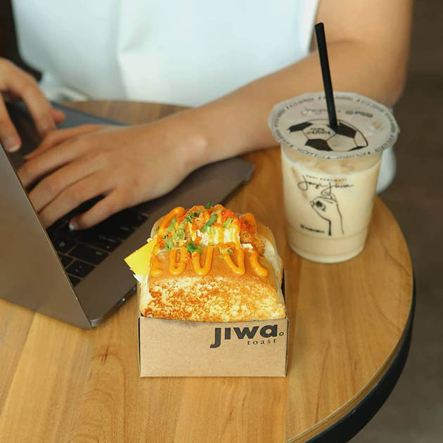sandwich shops jiwa toast