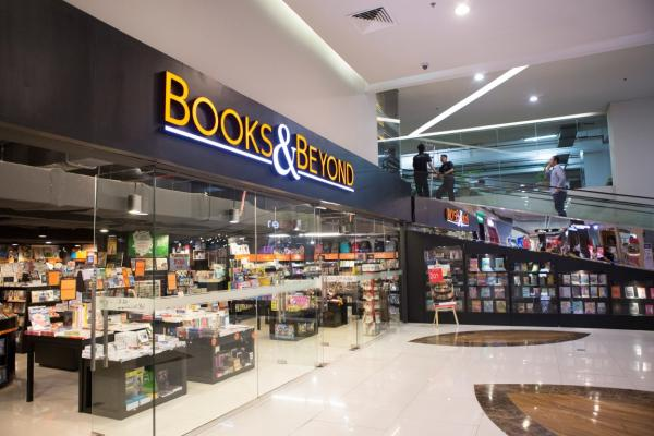 Online bookstores in Indonesia - Books & Beyond 2