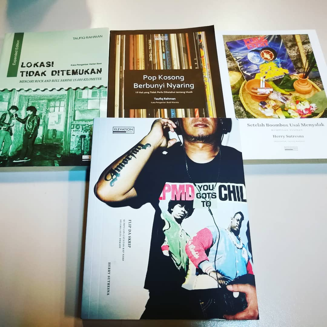 Online bookstores in Indonesia - Elevation Books
