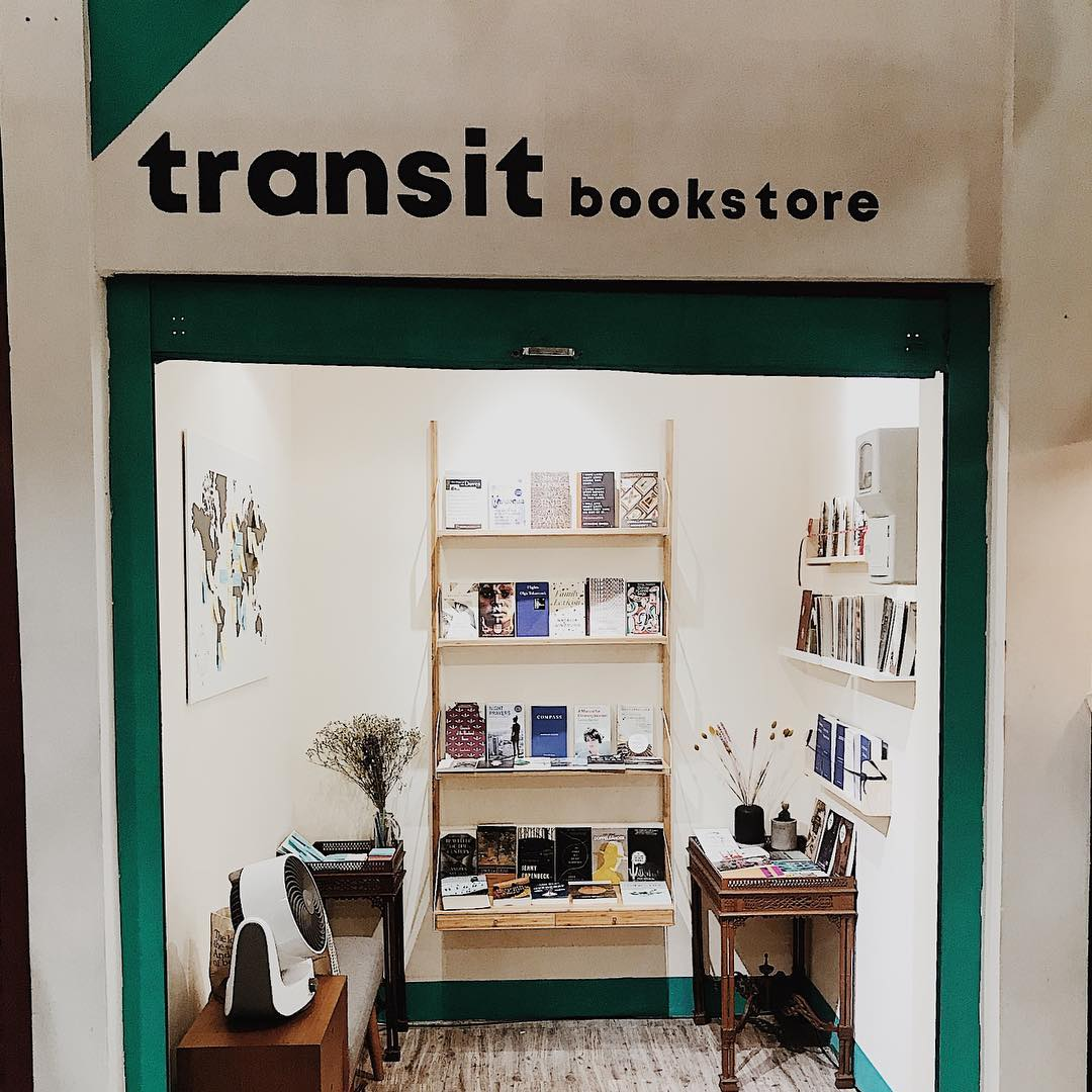 Online bookstores in Indonesia - Transit Bookstore