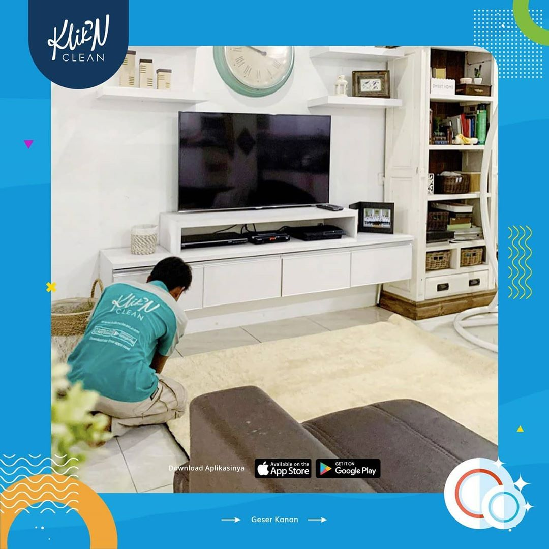 Cleaning service Indonesia - Kliknclean 1