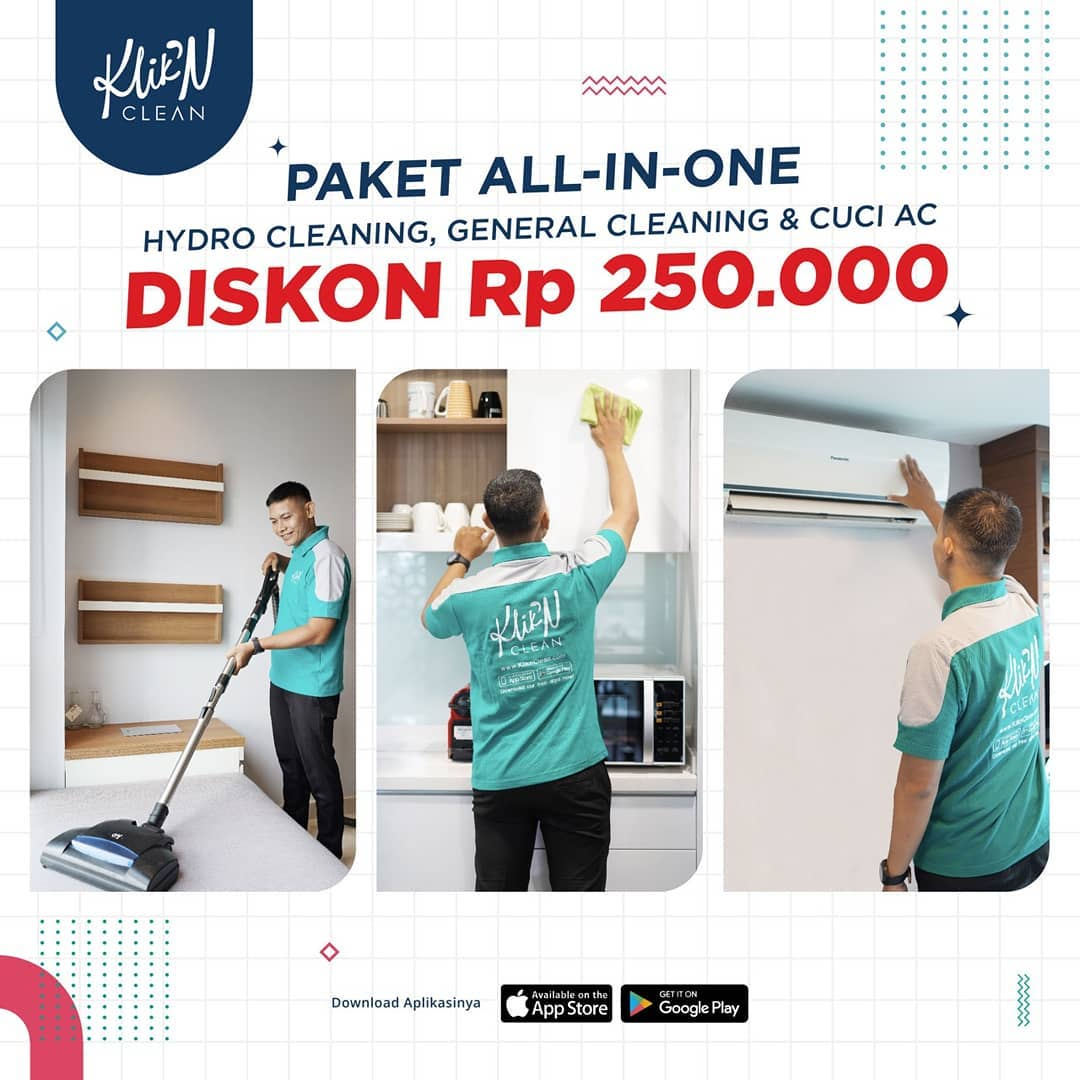 Cleaning service Indonesia - Kliknclean 2