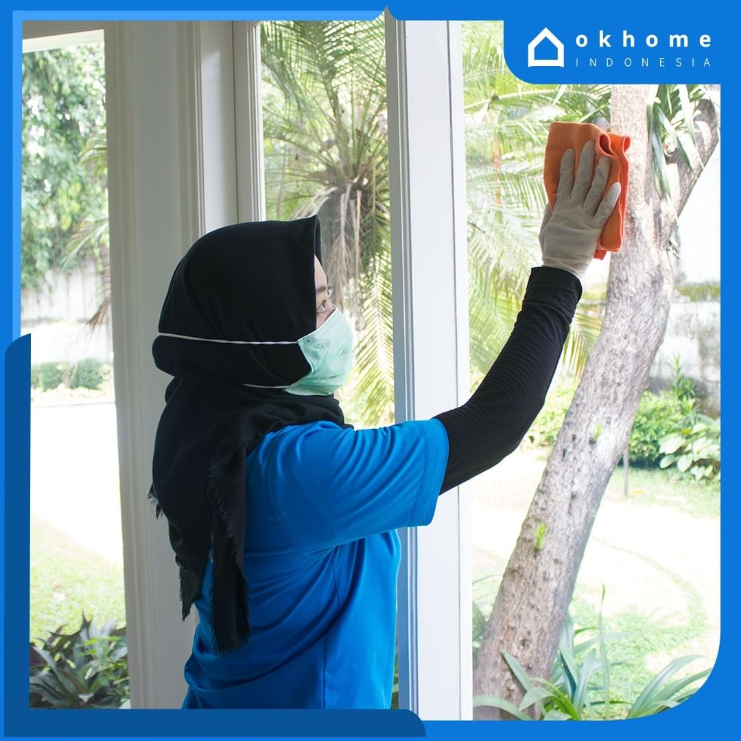Cleaning service Indonesia - OKHOME 1