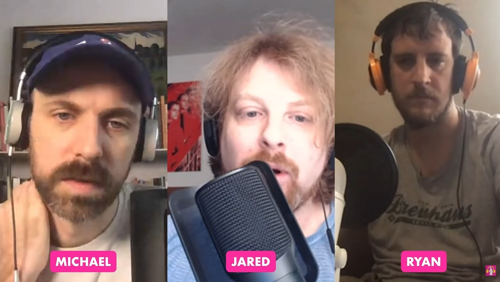 show me the meaning podcast with michael, jared, and ryan