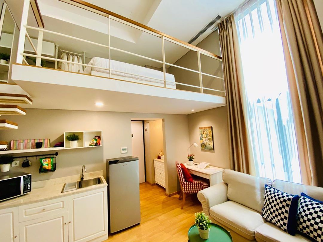 white tree residence cipete
