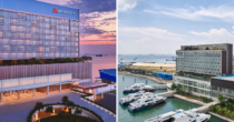 Batam Marriott Hotel Harbour Bay, Near Ferry Terminal & Nagoya District, Is Batam's First 5-Star Hotel