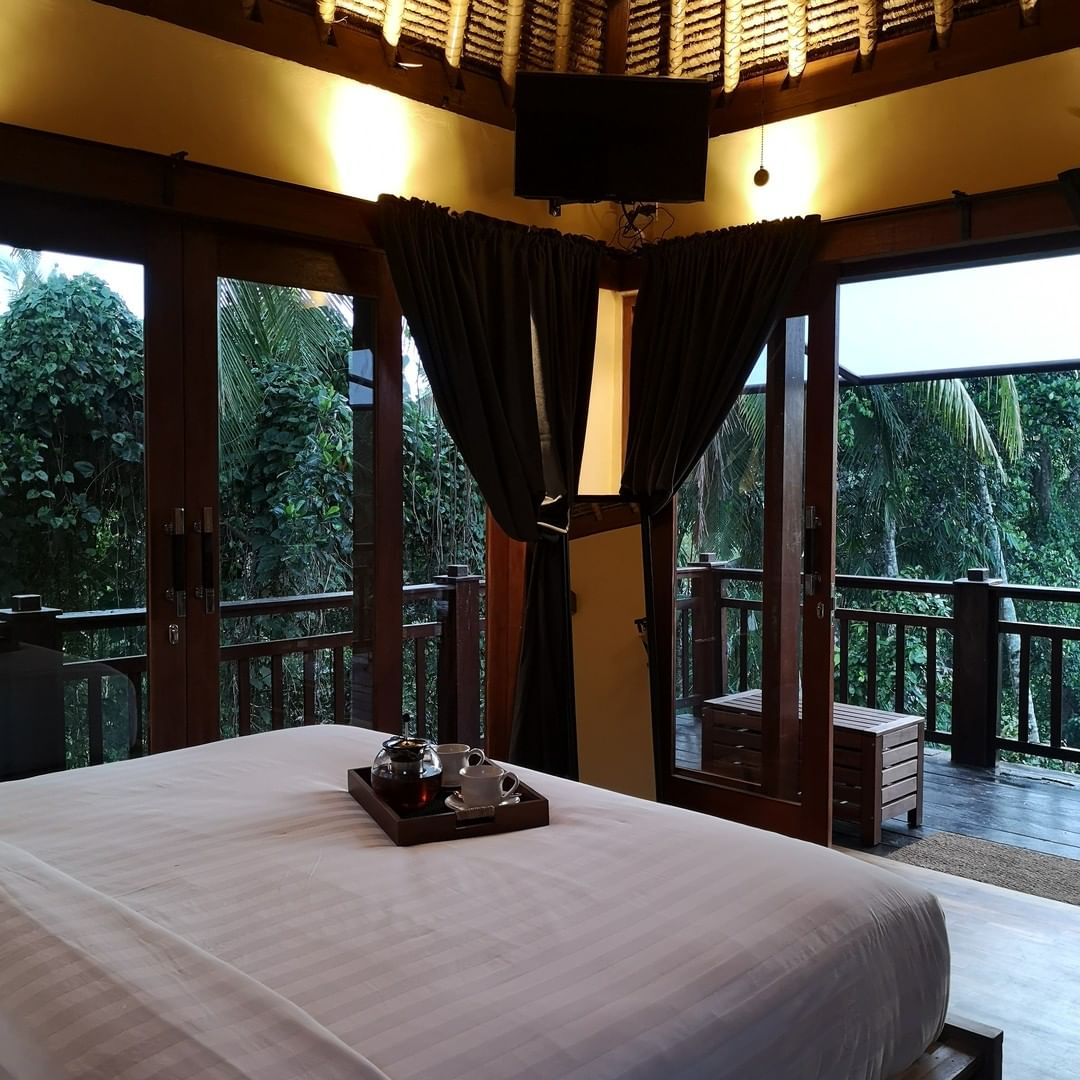 Buy Now Stay Later Deals - TSL ID The Pari Sudha in Ubud, Bali - Room