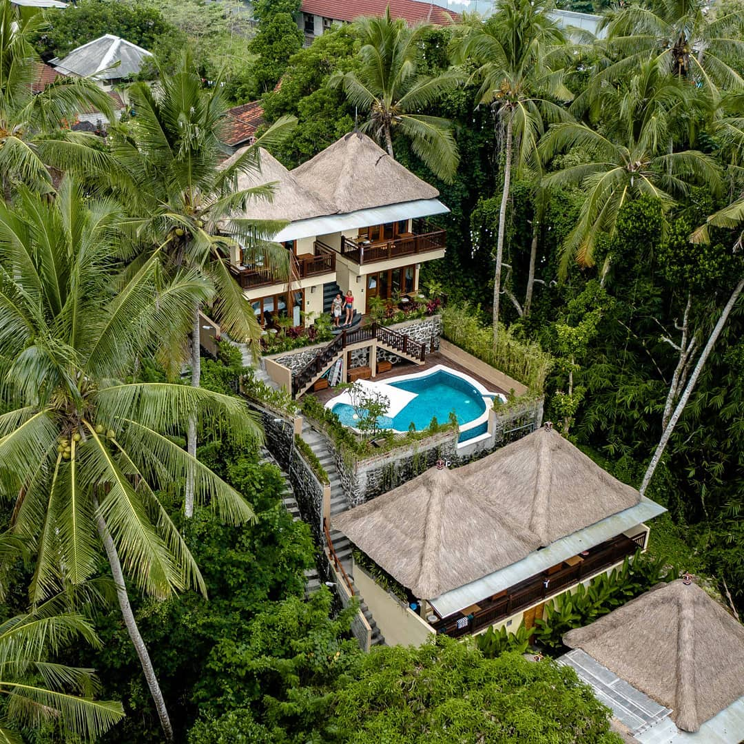 Buy Now Stay Later Deals - TSL ID The Pari Sudha in Ubud, Bali