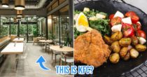 KFC Indonesia Opens Salad Bar Naughty By Nature, Where You Can Enjoy Original Recipe Chicken Minus The Guilt