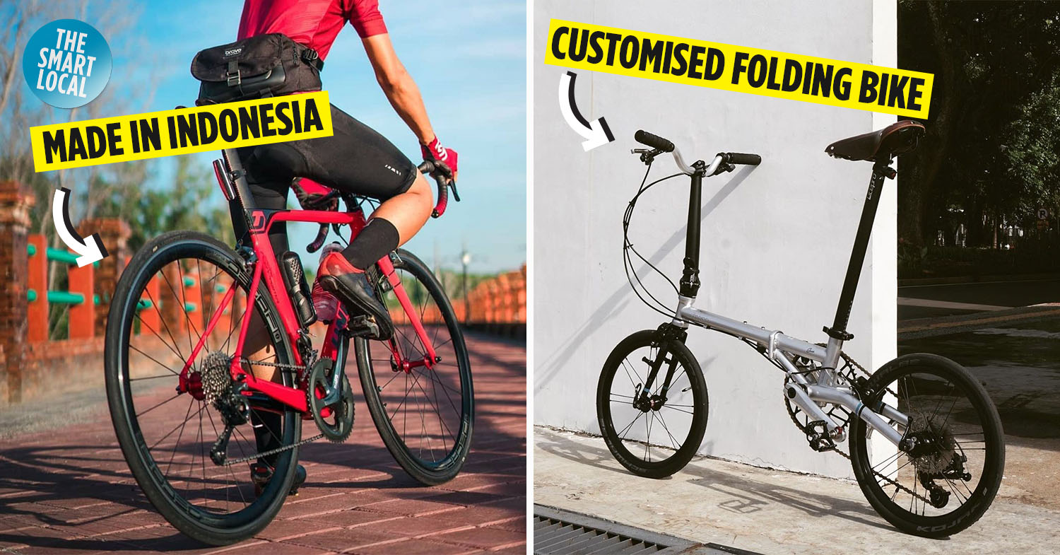 8 Bike Shops In Jakarta Toko Sepeda For Your Bike To Work Lifestyle