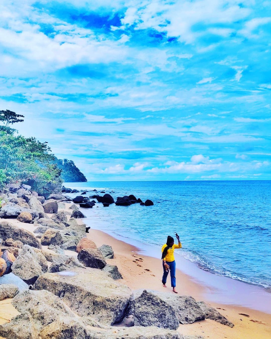 Padang Indonesia Tourist Attractions