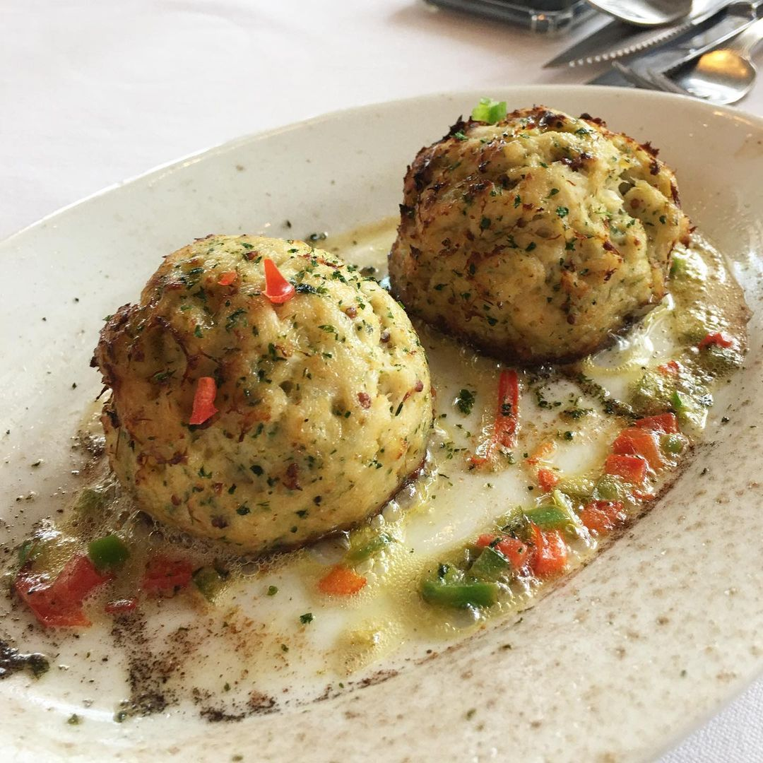 Steakhouses in Jakarta - ruths chris crab cakes