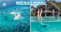 8 Water Villas In Indonesia That Resemble The Maldives & Bora-Bora For A Floating Vacay