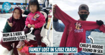 Mom & 3 Kids Boarded Doomed Sriwijaya Air Flight SJ182, One Child's Pink Hoodie Retrieved At Crash Site