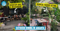 8 Outdoor Dining Restaurants In Jakarta Where You Can Eat Out While Socially Distancing During COVID-19