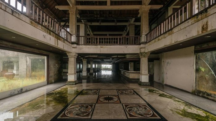 haunted places indonesia - pondok indah hotel bedugul
