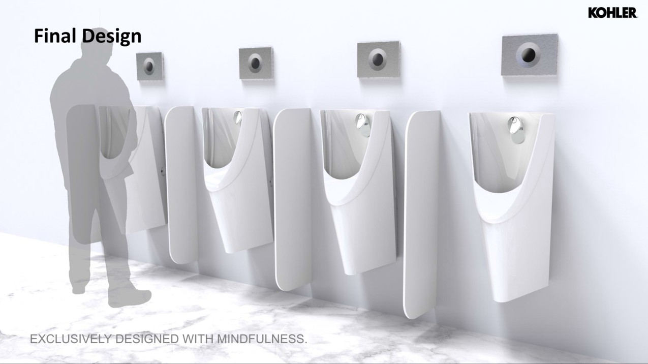 istinja-friendly urinal by kohler 2