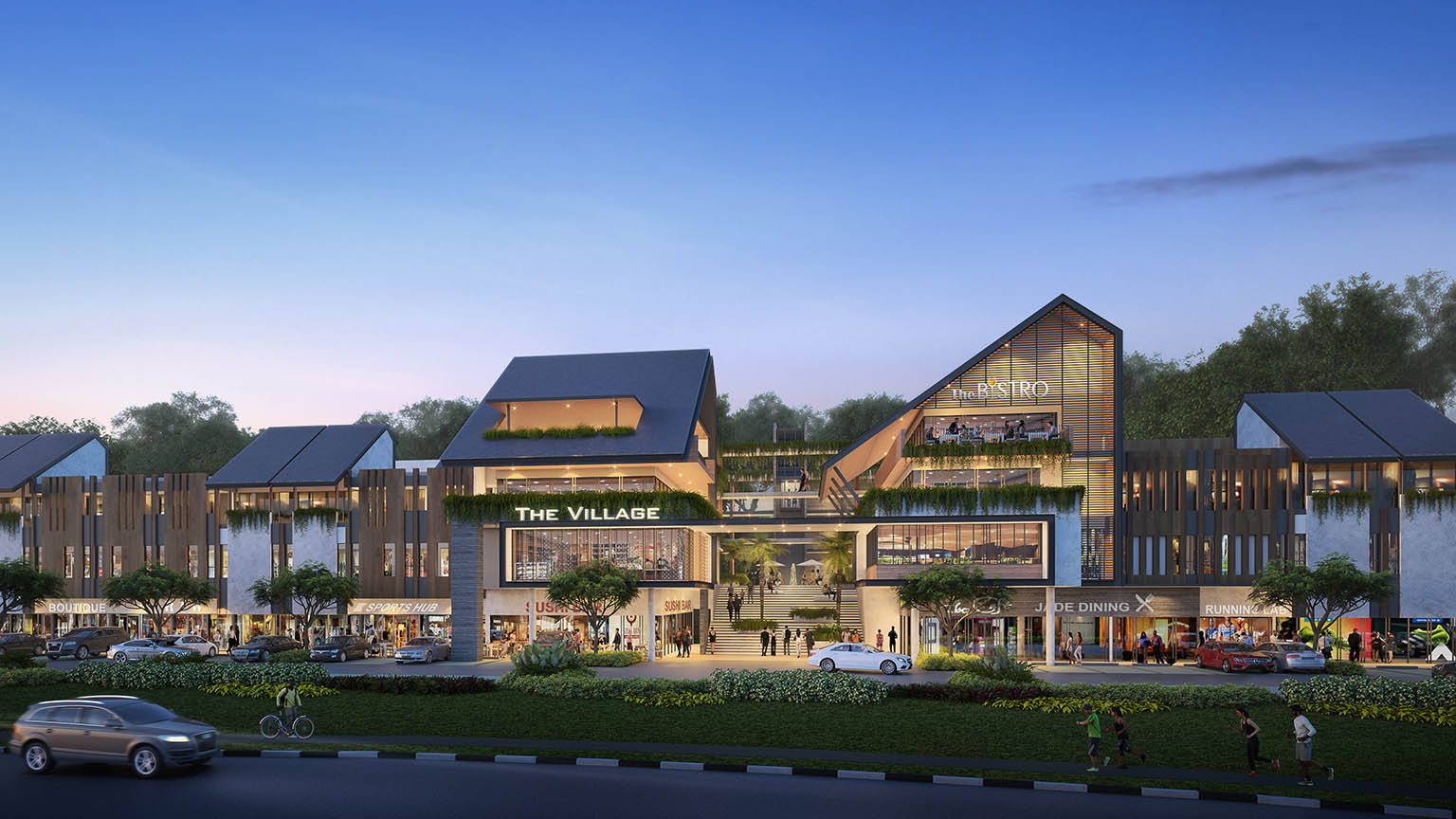 Batam's Nongsa D-Town Is Launched As Indonesia's Hottest Tech Hub