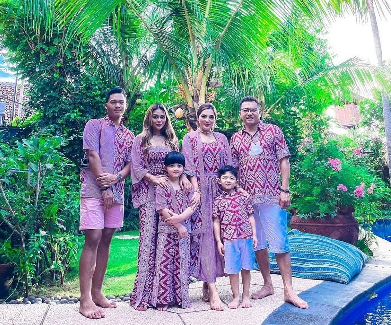 capbali family outfits