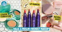 9 Muslim-Friendly & Halal Indonesian Makeup Brands For You To Get Every Look, From Natural To Bold