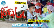Bali Is Set To Welcome Tourists In July, As Vaccine Rollout On The Island Picks Up Pace