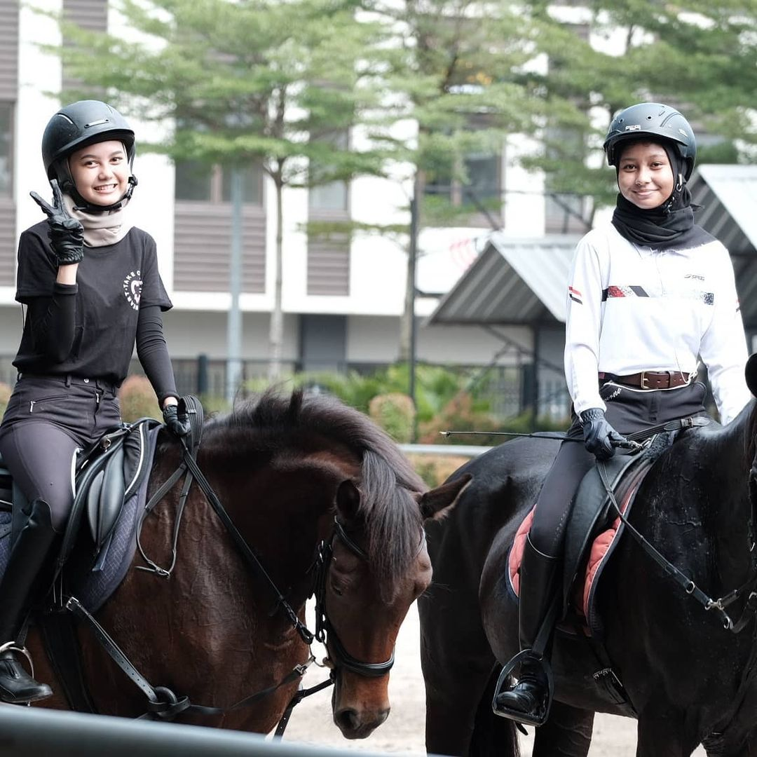 riding lessons at branchsto equestrian park