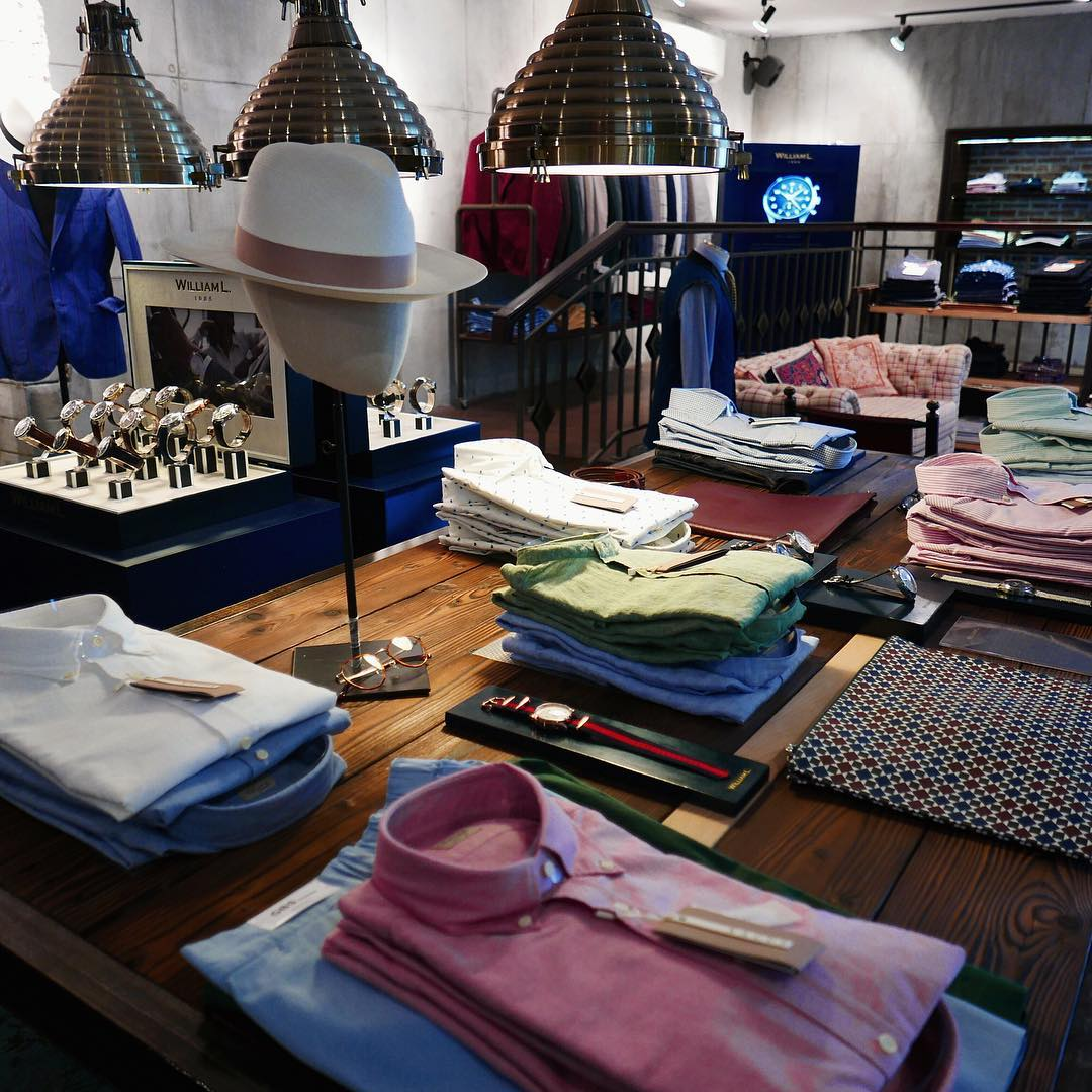 mens tailors in jakarta - brillington and brothers store