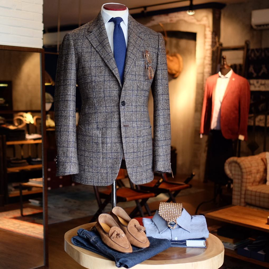 mens tailors in jakarta - brillington and brothers suit