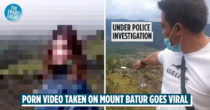 Porn Video Taken On Bali's Mount Batur Goes Viral, Police Conduct Investigation