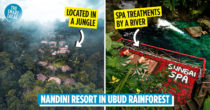 Nandini Jungle Resort & Spa In Ubud, Bali Is A Rainforest Retreat With Riverside Massages