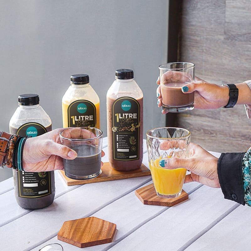 indonesian brands - excelso coffee drinks
