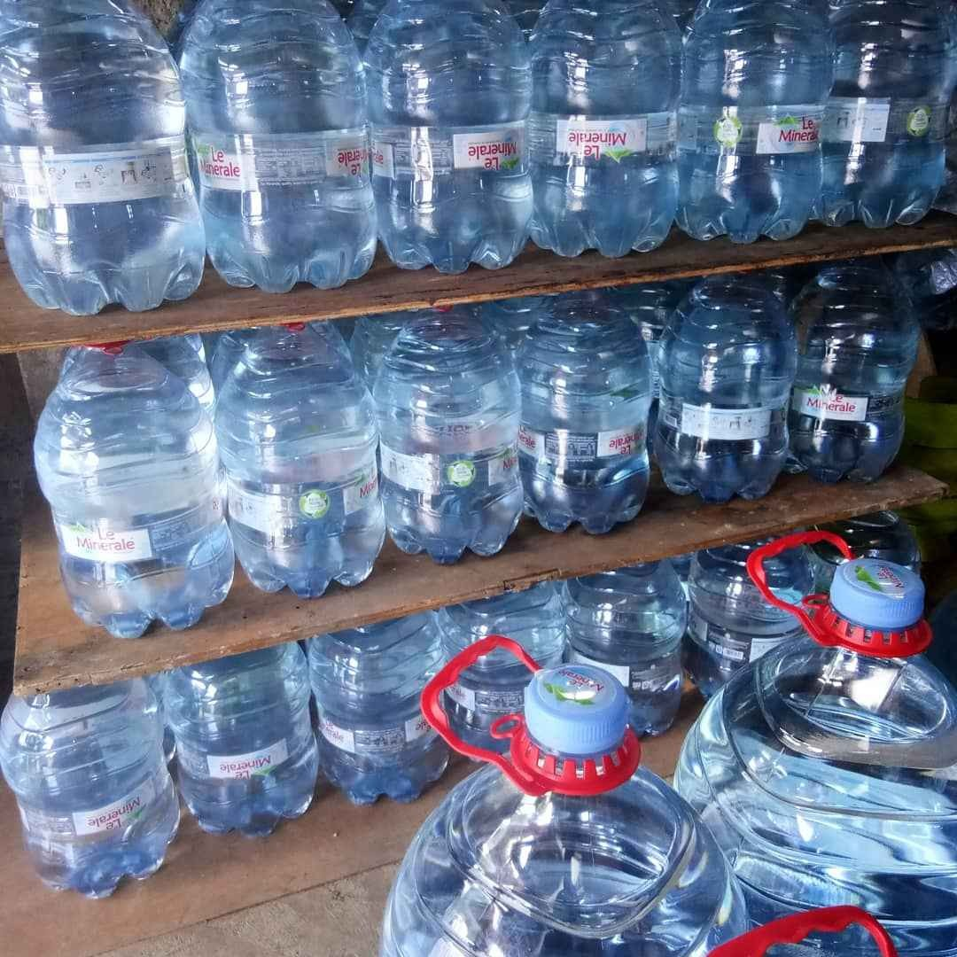 indonesian brands - le minerale water