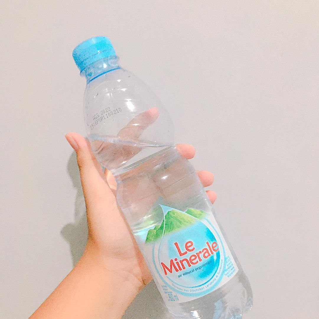 indonesian brands - le minerale