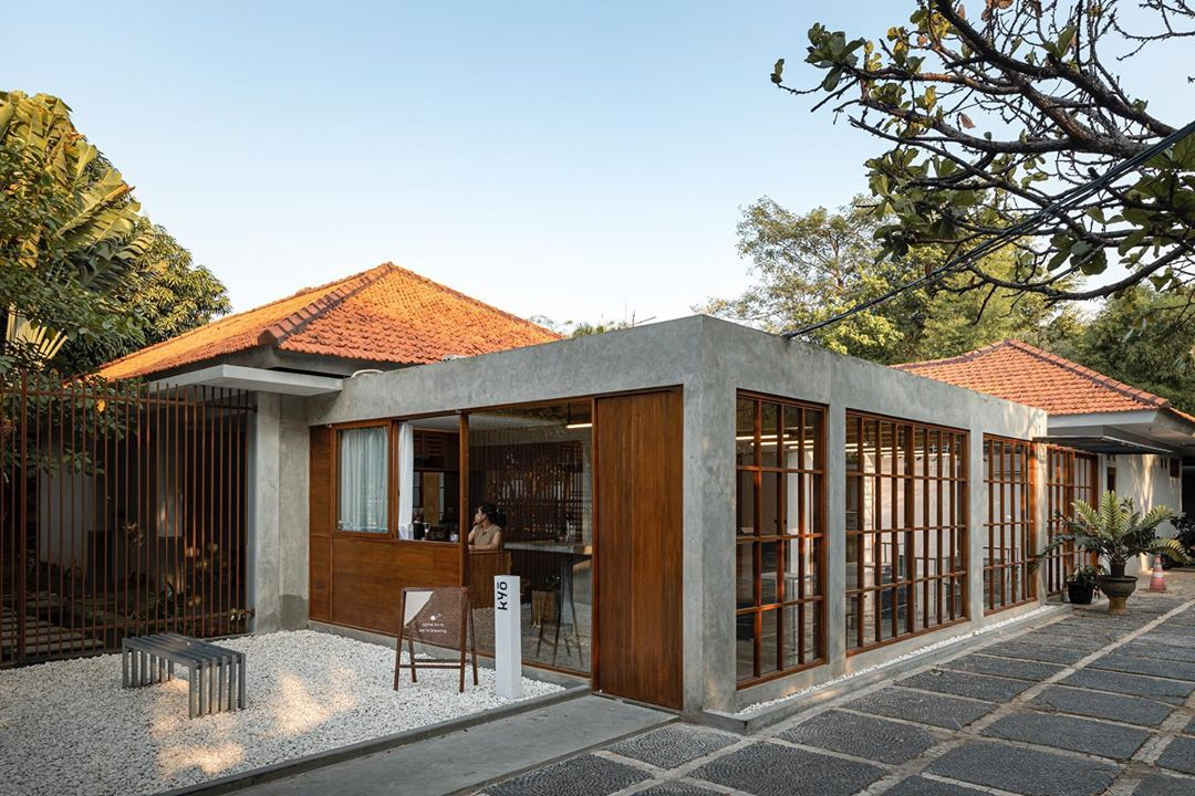 jakarta coffee shops for remote workers - kyo coffee