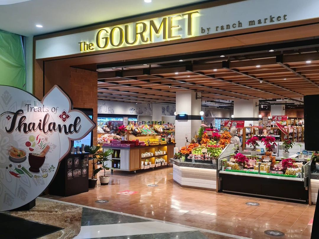 jakarta supermarkets with imported food - the gourmet by ranch market